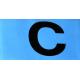 Captain's Arm Band - Blue