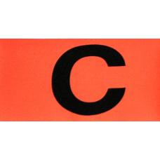 Captain's Arm Band - Orange